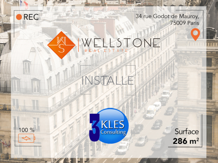 Wellstone installe 3KLES Consulting