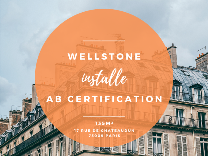 Wellstone installe AB Certification