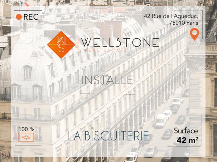 Wellstone installe La Biscuiterie