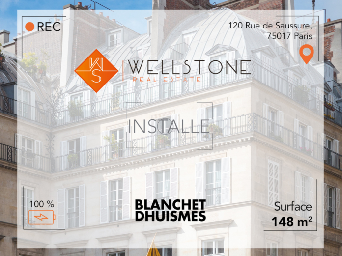 Wellstone installe Blanchet-Dhuismes