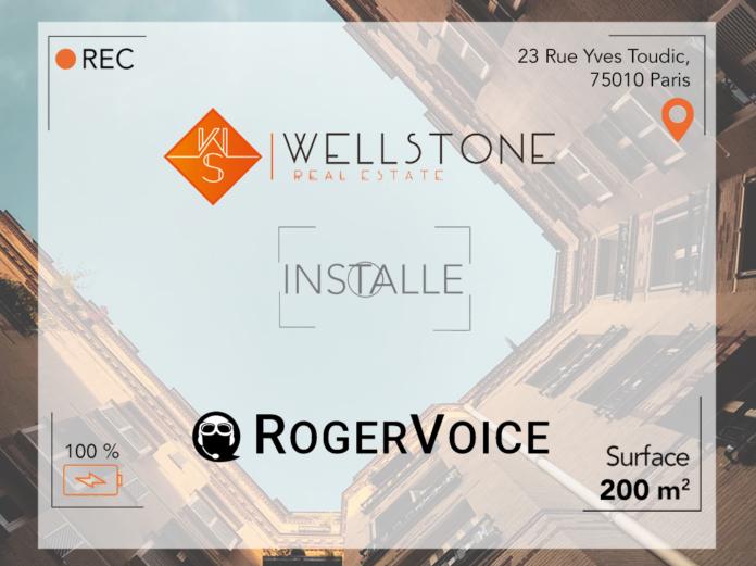 Wellstone installe Roger Voice
