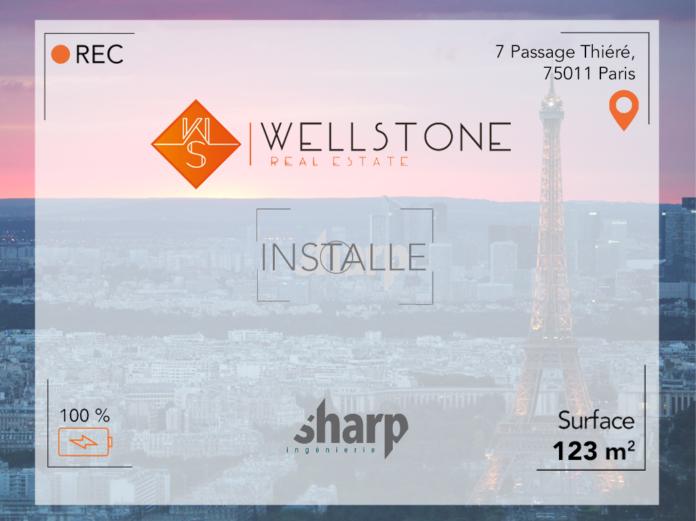 Wellstone installe Sharp Ingénierie