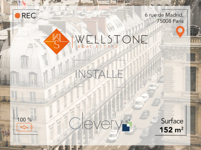 Wellstone installe Clevery Avocats
