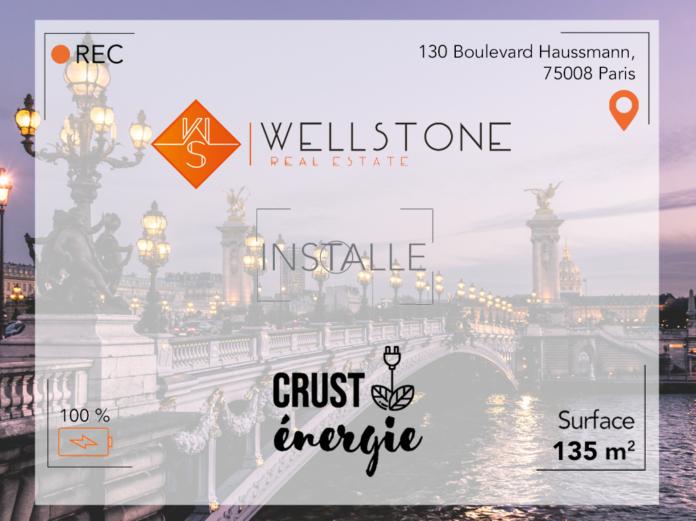 Wellstone installe Crust Energie