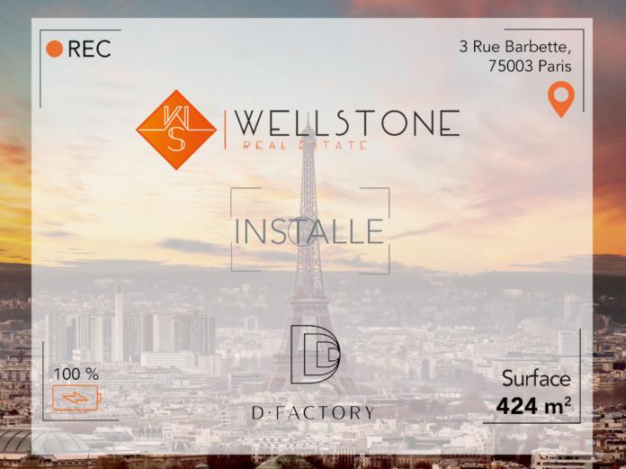Wellstone installe D-Factory