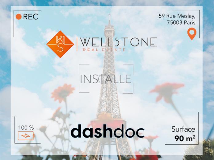 Wellstone installe Dashdoc