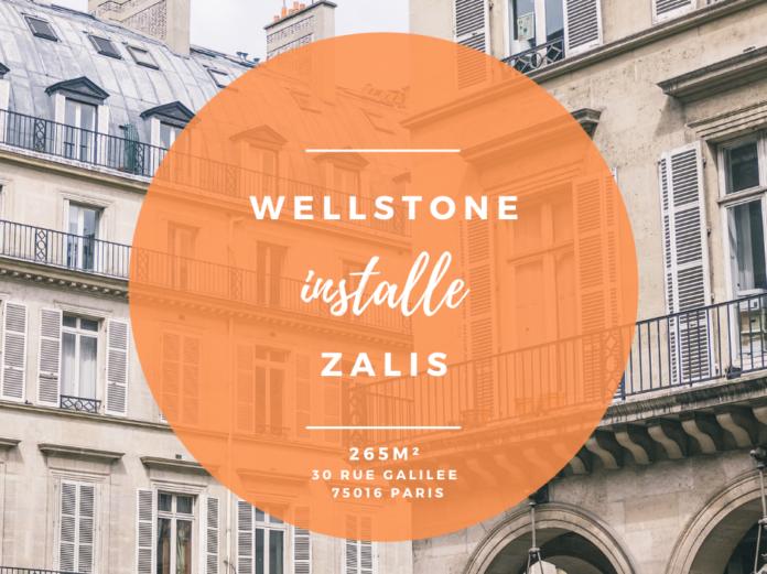 Wellstone installe Zalis
