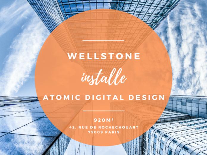 Wellstone installe Atomic Digital Design