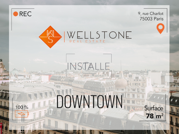 Wellstone installe Downtown