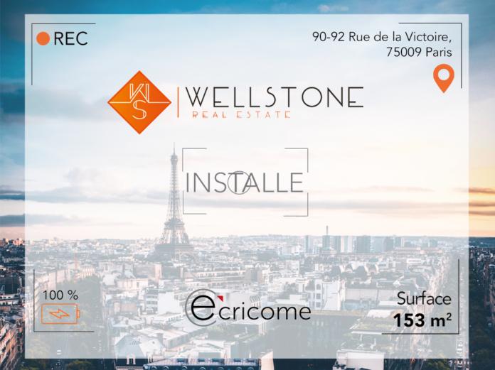 Wellstone installe Ecricome