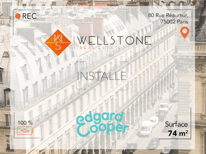 Wellstone installe Edgard & Cooper