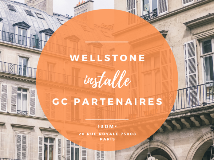 Wellstone installe GC Partenaires