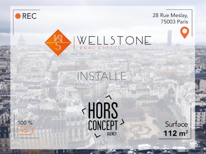Wellstone installe Hors Concept