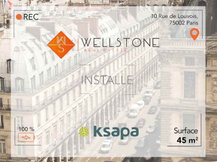 Wellstone installe Ksapa