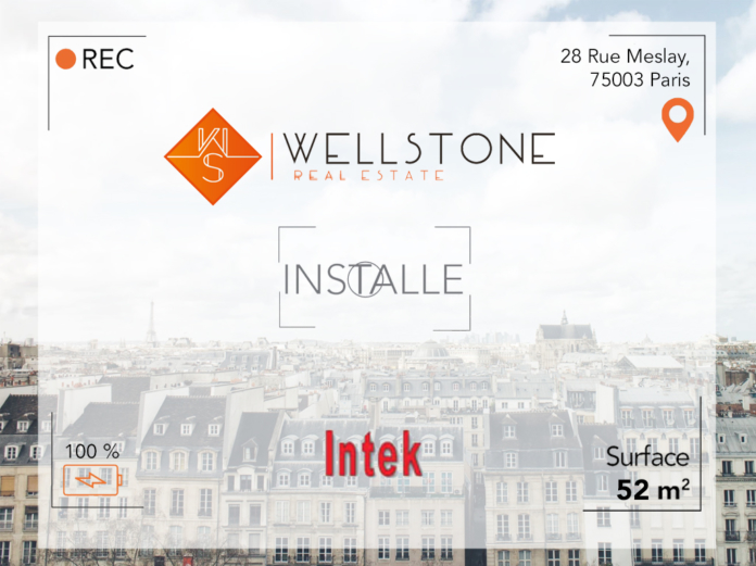 Wellstone installe Intek