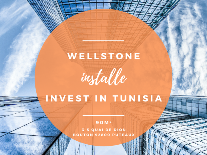 Wellstone installe Invest in Tunisia
