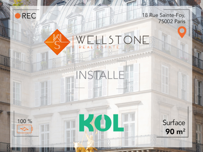 Wellstone installe Kol
