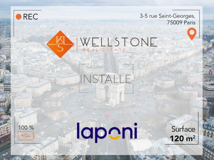 Wellstone installe Laponi