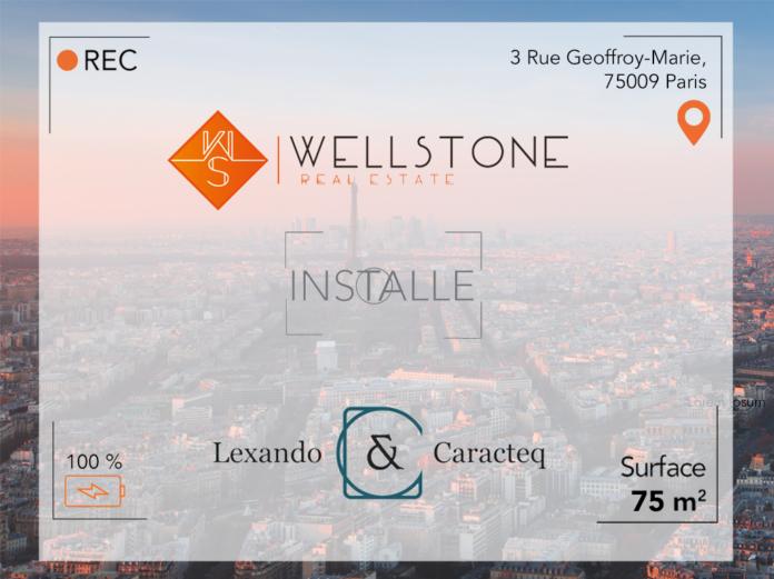 Wellstone installe Lexando & Caracteq