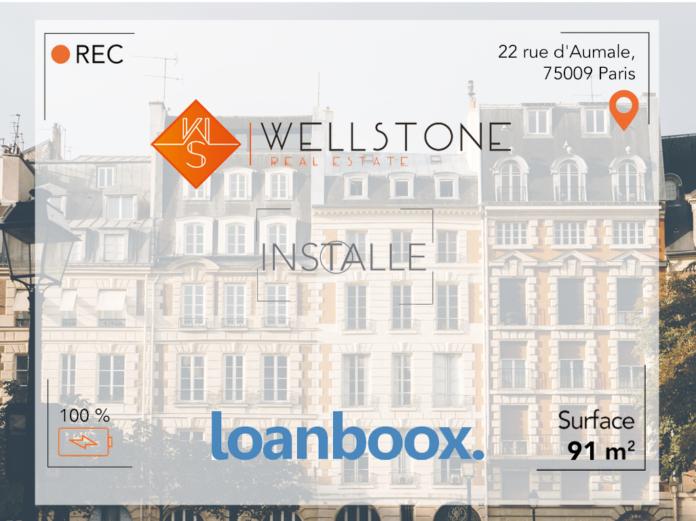 Wellstone installe Loanboox