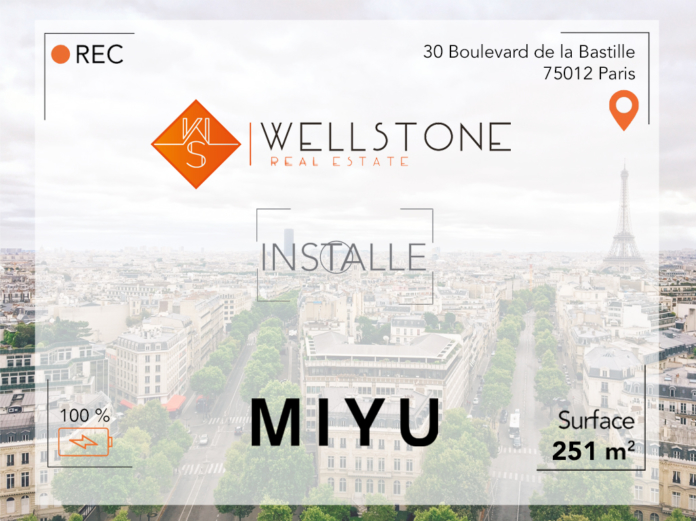 Wellstone installe Miyu Productions
