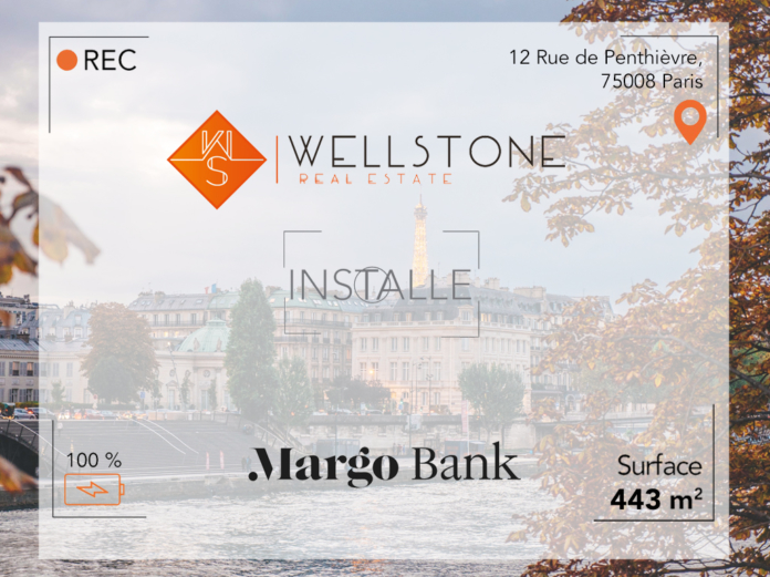 Wellstone installe Margo Bank