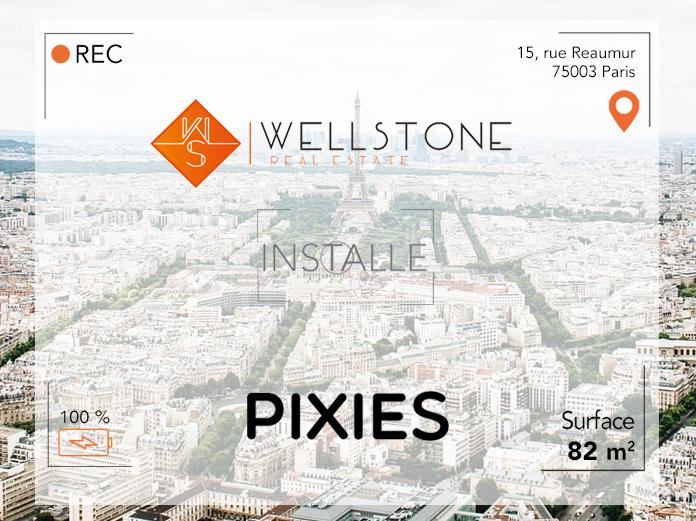 Wellstone installe Pixies