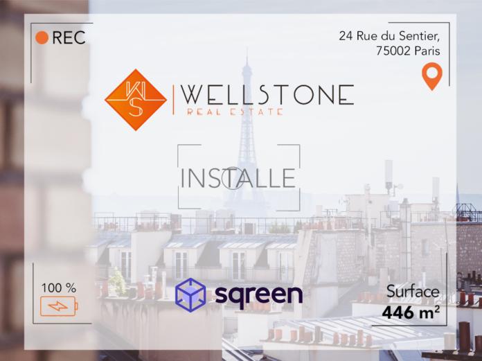 Wellstone installe Sqreen