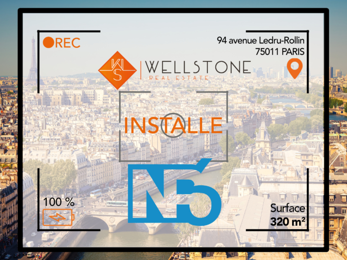 Wellstone installe la société NP6