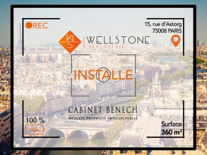 Wellstone installe le cabinet Benech