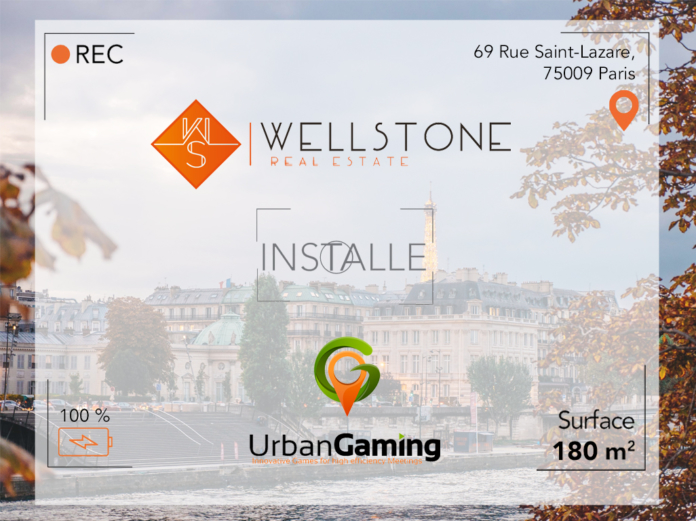 Wellstone installe Urban Gaming