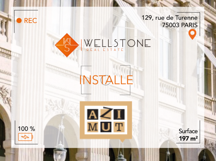 Wellstone installe Azimut