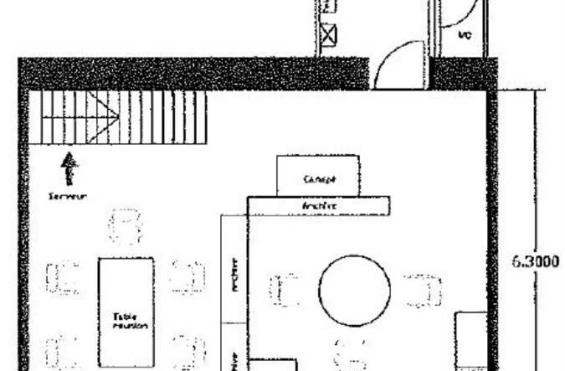A LOUER Bureaux 129m2 ref 945671