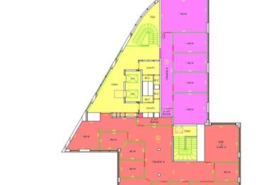 A LOUER Bureaux 3570m2 ref 991606