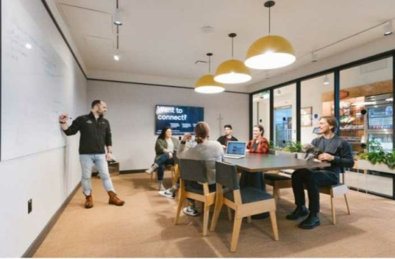 A LOUER coworking 1 poste ref 821776