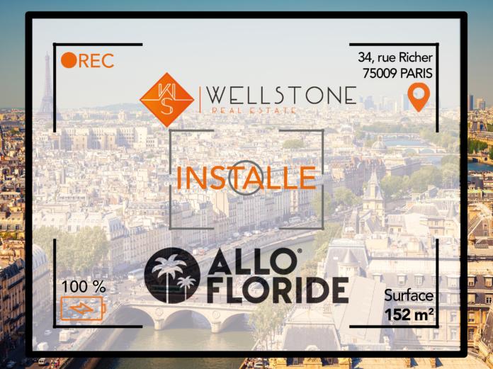 Wellstone installe la société Allo Floride Productions