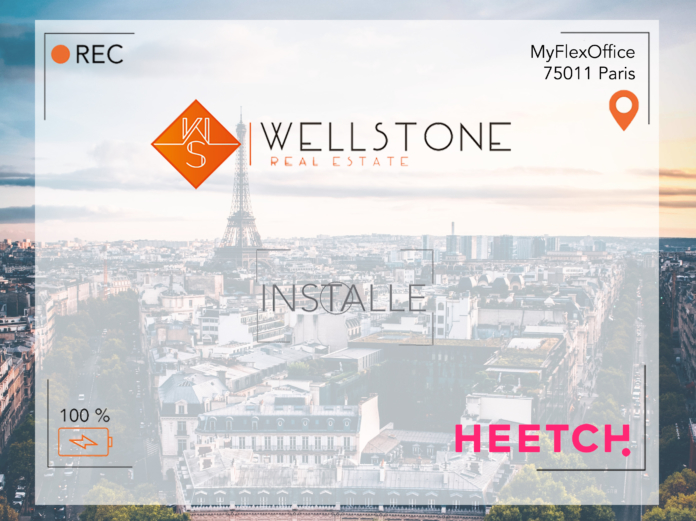 Wellstone installe Heetch