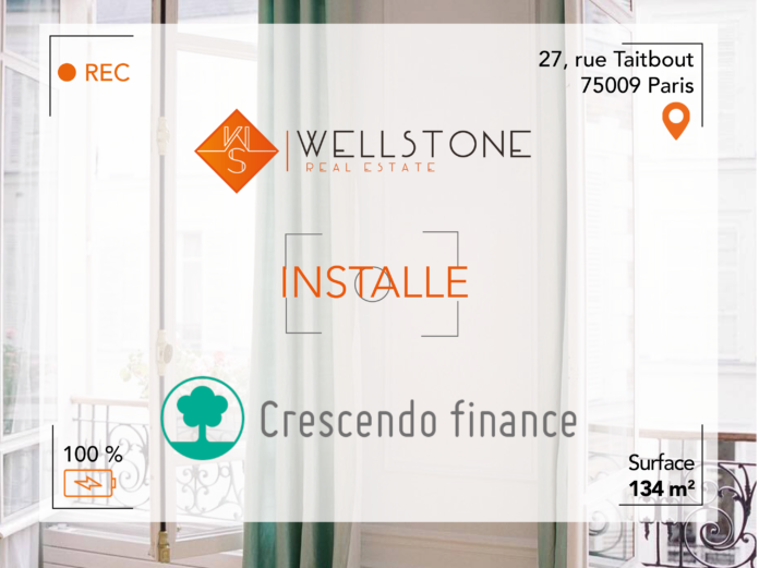 Wellstone installe Crescendo Finance