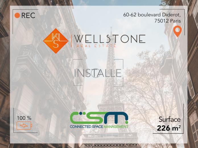 Wellstone installe CSM