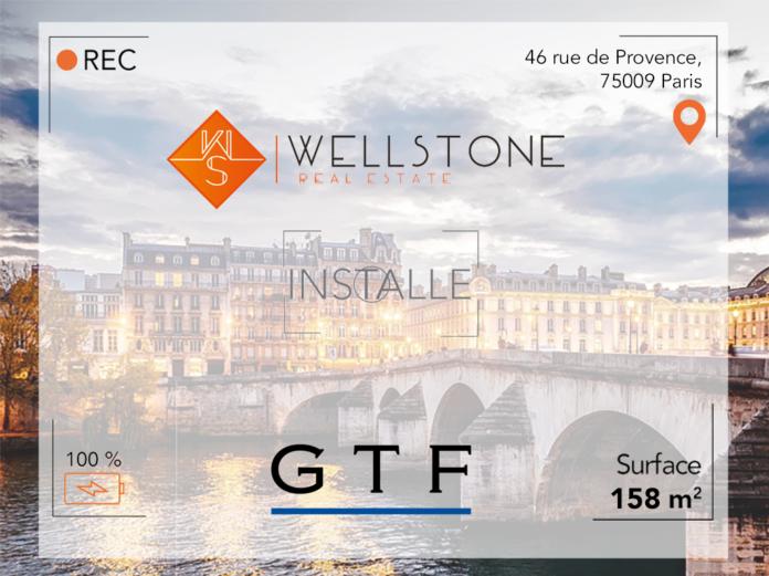Wellstone installe GTF