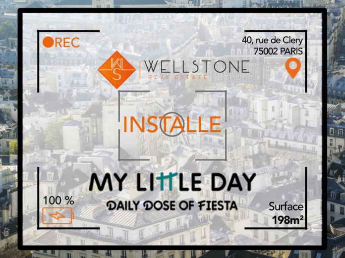 Wellstone installe la société My Little Day