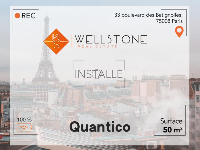 Wellstone installe Quantico