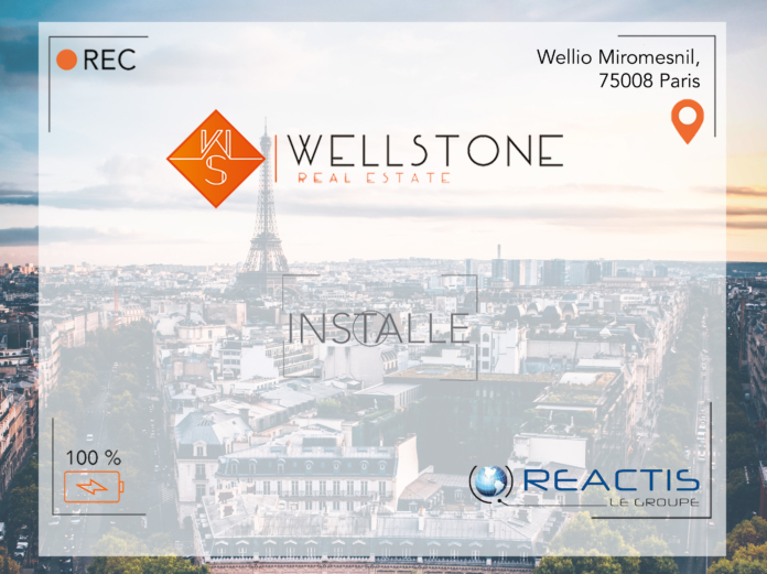 Wellstone installe le groupe Reactis