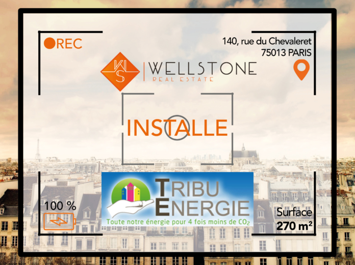 Wellstone installe la société Tribu Energie