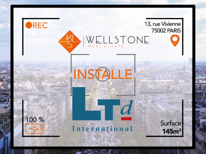 Wellstone installe la société LTD International