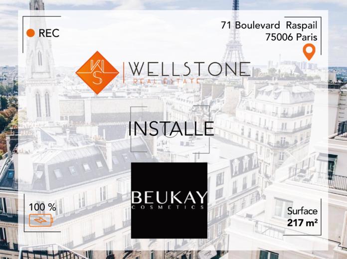 Wellstone installe Beukay Cosmetics