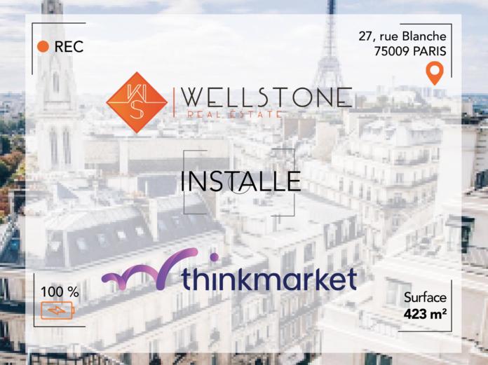 Wellstone installe Thinkmarket