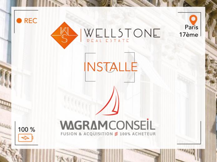 Wellstone installe Wagram Conseil
