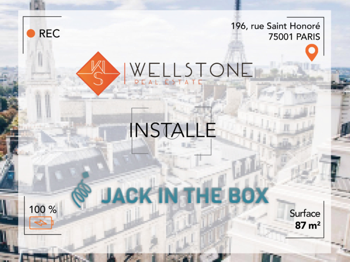 Wellstone installe Jack In The Box