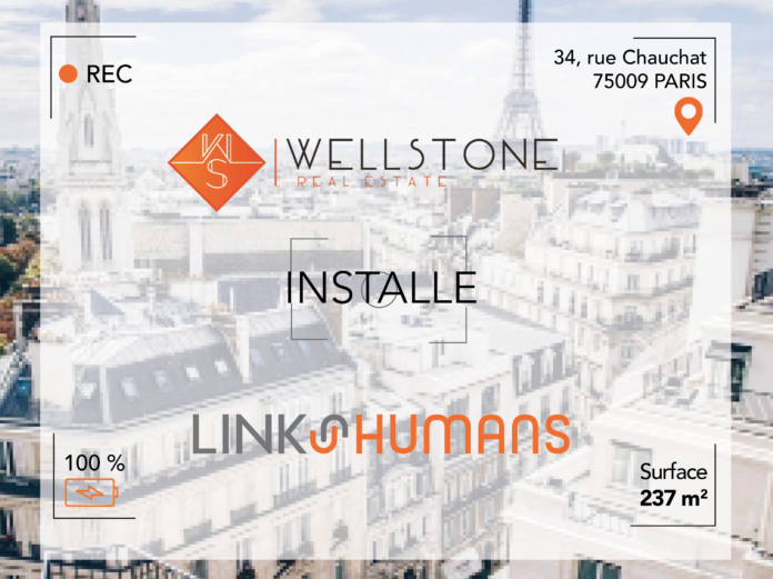 Wellstone installe Linkhumans